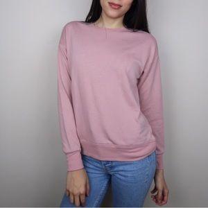Blank Dusty Rose Super Soft Sweatshirt
